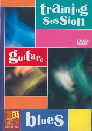 DVD - Training Session Guitare Blues - Judge Fredd - laflutedepan.com