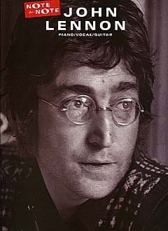 John Lennon - Note For Note - Sheet Music - di-arezzo.co.uk