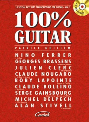 - 100% Guitare Volume 1 - Partition - di-arezzo.fr