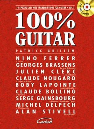 - 100% Guitar Volume 1 - Sheet Music - di-arezzo.com