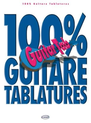 100% Guitare Tablatures - Partition - di-arezzo.fr