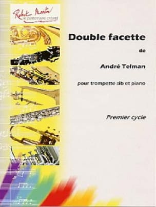 André Telman - Double Facette - Partition - di-arezzo.fr