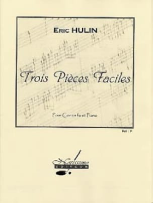 Eric Hulin - Three Easy Rooms - Sheet Music - di-arezzo.co.uk