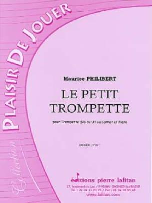 Le Petit Trompette - Maurice Philibert - Partition - laflutedepan.com