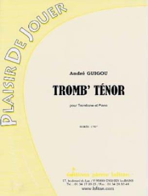 André Guigou - Tromb 'Tenor - Sheet Music - di-arezzo.com
