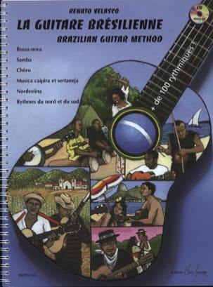 Renato Velasco - The Brazilian Guitar - Sheet Music - di-arezzo.co.uk
