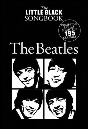 BEATLES - The Little Black Songbook - Sheet Music - di-arezzo.co.uk