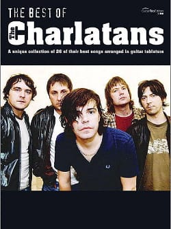 The Charlatans - The Best Of Charlatans - Partition - di-arezzo.fr