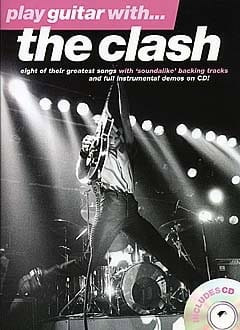 The Clash - Play Guitar With ... The Clash - Sheet Music - di-arezzo.co.uk