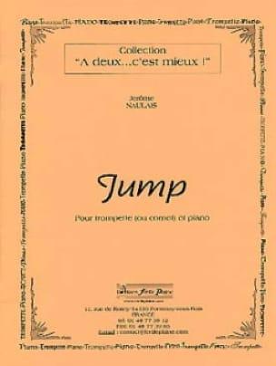 Jérôme Naulais - Jump - Partition - di-arezzo.fr