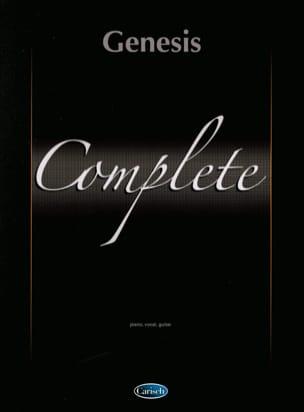 Complete - Genesis - Partition - laflutedepan.com