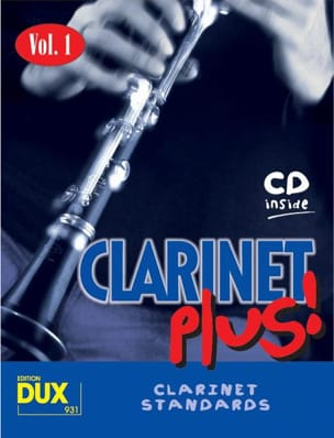 Clarinet plus! volume 1 - Partition - di-arezzo.fr