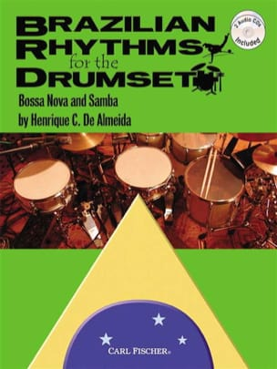 Brazilian Rhythms For The Drumset - laflutedepan.com