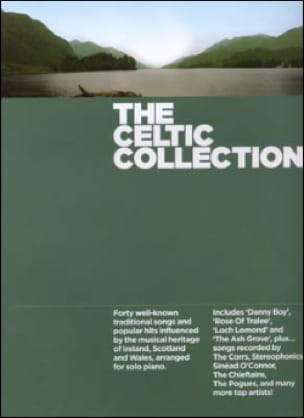 The Celtic Collection - Partition - laflutedepan.com