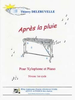 Thierry Deleruyelle - After the rain - Sheet Music - di-arezzo.com