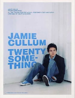 Twentysomething Jamie Cullum Partition laflutedepan