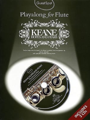 Keane - Guest Spot - Hopes And Fears For Playalong For Flute - Sheet Music - di-arezzo.com