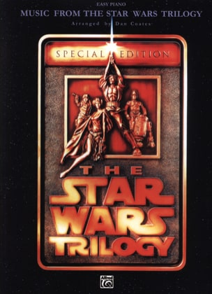 John Williams - The Star Wars Trilogy Easy Piano - Partition - di-arezzo.fr