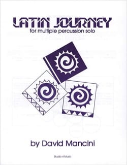 David Mancini - Latin Journey - Partition - di-arezzo.fr