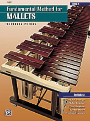 Mitchell Peters - Fundamental Method For Mallets Book 2 - Sheet Music - di-arezzo.com