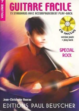 Guitare Facile Volume 7 - Spécial Rock - laflutedepan.com