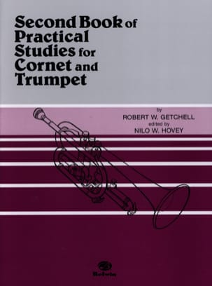 Getchell Robert W. / Hovey Nilo W. - Second Book of Practical Studies For Trumpet - Partition - di-arezzo.fr
