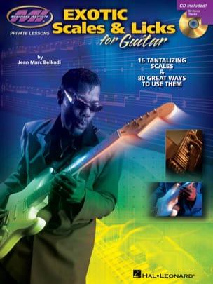 Exotic Scales & Licks For Guitar - laflutedepan.com