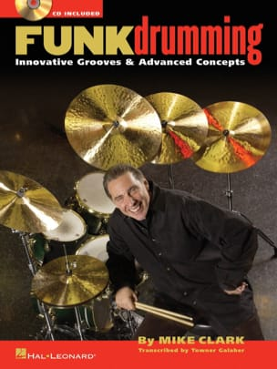 Funk Drumming Mike Clark Partition Batterie - laflutedepan