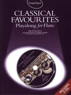 Guest Spot - Classical Favourites Playalong For Flute - laflutedepan.com