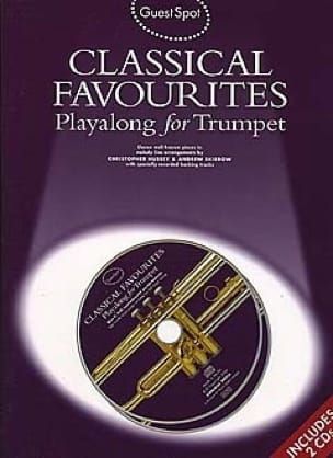- Guest Spot - Classical Favorites Playalong For Trumpet - Sheet Music - di-arezzo.com