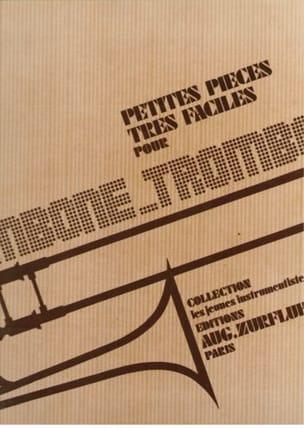 - Petites Pièces Très Faciles Pour Trombone - Partition - di-arezzo.fr
