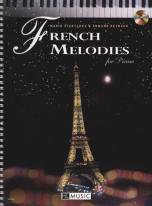 - French melodies for piano - Sheet Music - di-arezzo.co.uk