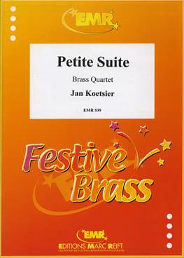 Jan Koetsier - Petite Suite - Partition - di-arezzo.fr