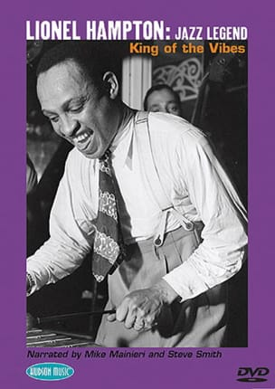 Lionel Hampton - DVD - Jazz Legend King Of The Vibes - Partition - di-arezzo.fr
