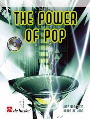 Kastelein Jaap / Klaas de Jong - The Power Of Pop - Partition - di-arezzo.fr