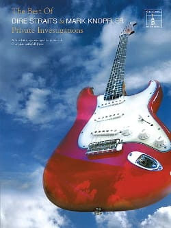 Straits & Mark Knopfler Dire - The Best Of Dire Straits & Mark Knopfler Private Investigations - Partition - di-arezzo.fr