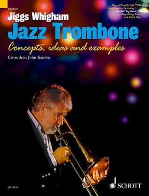 Jazz Trombone Jiggs Whigham Partition Trombone - laflutedepan