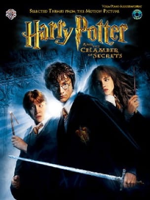 John Williams - Harry Potter et la Chambre des Secrets - Partition - di-arezzo.fr