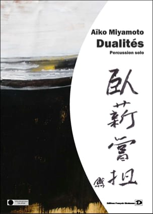 Aïko Miyamoto - dualidades - Partitura - di-arezzo.es