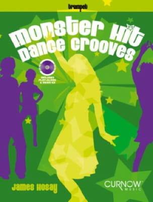 James L. Hosay - Monster Hit Dance Grooves - Partition - di-arezzo.fr