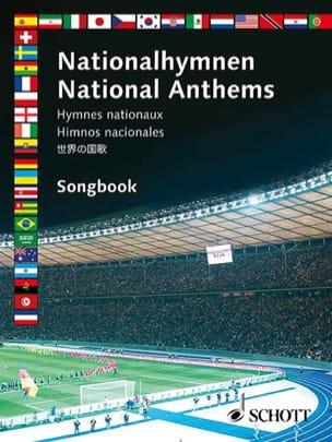 - Hymnes Nationaux - Partition - di-arezzo.fr