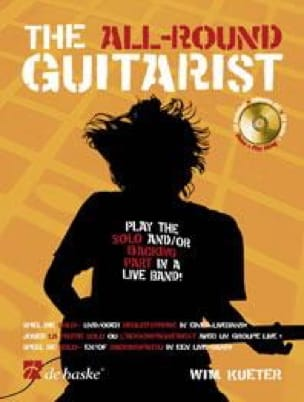 The All-Round Guitarist - Wim Kueter - Partition - laflutedepan.com