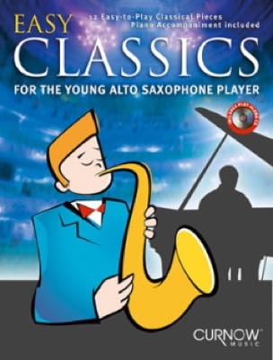 Easy Classics For the Young Alto Saxophone Player laflutedepan