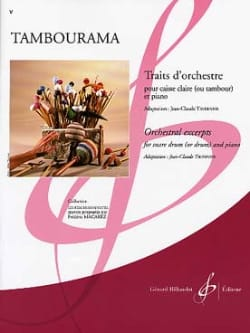 - Tambourama for drum snare drum - Sheet Music - di-arezzo.co.uk
