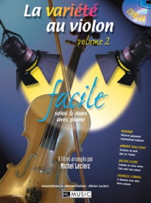 - The Violin Variety Volume 2 Easy - Partitura - di-arezzo.es