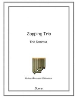 Eric Sammut - Zapping Trio - Partition - di-arezzo.fr