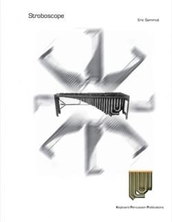 Stroboscope Eric Sammut Partition Marimba - laflutedepan