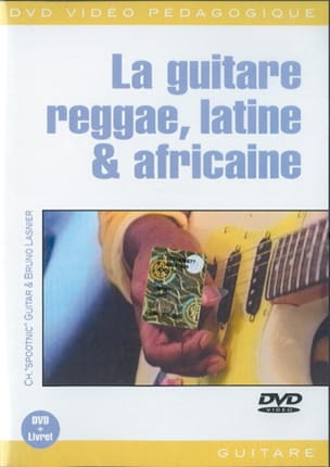 Spootnic Guitar Charlie / Lasnier Bruno - DVD - La guitarra reggae, latino - africana - Partitura - di-arezzo.es