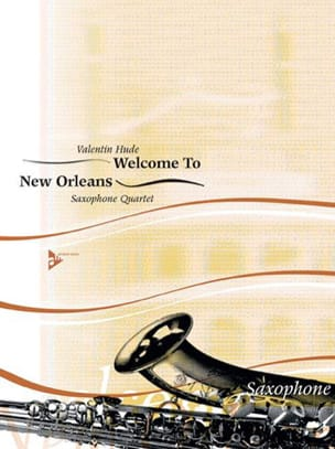 Welcome To New Orleans Valentin Hude Partition laflutedepan
