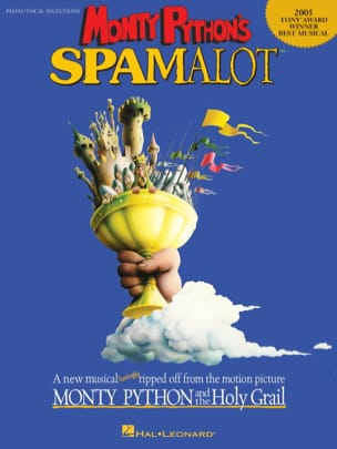 Monty Pyton's Spamalot - Sheet Music - di-arezzo.co.uk